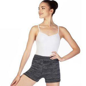 NWT Intermezzo Knit Sweater Dance Shorts, Small